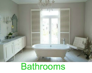 Bathroom Fitting by Leith Construction Surrey & Sussex