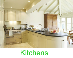 Kitchen Fitting by Leith Construction Surrey & Sussex
