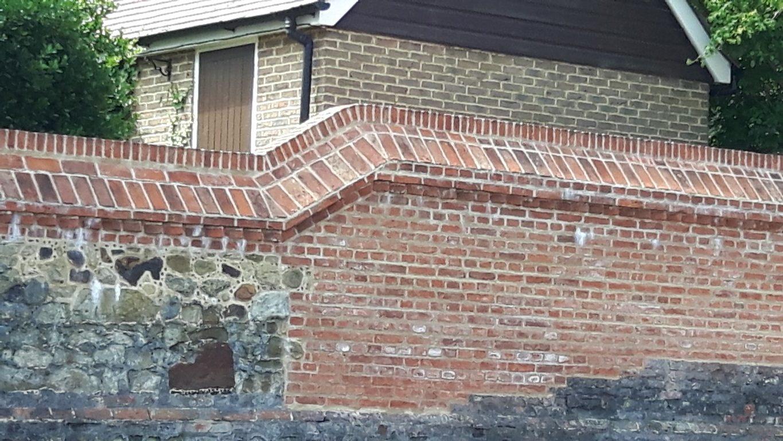 About Leith Construcktion Builder in Dorking Horsham brickwork stonework flintwork restoration renovation